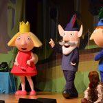 Musical infantil en las fiestas navideñas