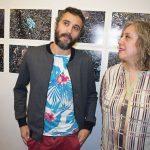 Exposición del Salón de Arte en Casa de Baños
