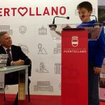 Manuel Espejo presenta su libro