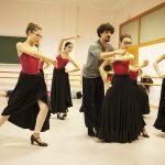 Fotografía conservatorio profesional Danza Puertollano