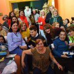 Tarde de Reyes en Fundación Fuente Agria