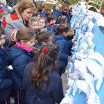 Día de la Paz en el colegio María Inmaculada