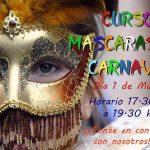 Curso de máscaras con Fuente Agria