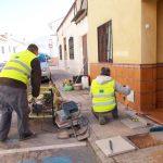 Obras en Santa Lucía