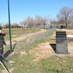 Nuevo parque canino en el PAU II
