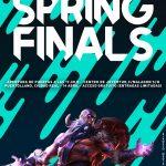 spring finals en Centro de Juventud
