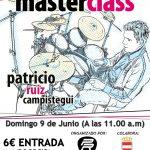 Masterclass batería