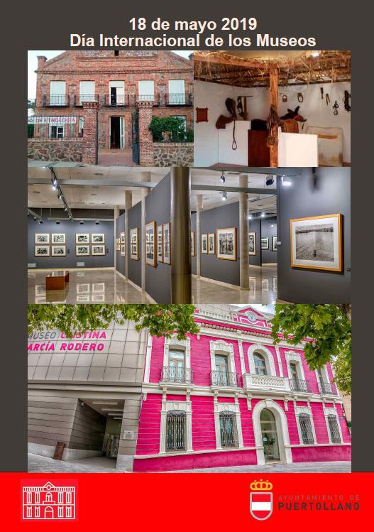 Dia Internacional De Los Museos Ayuntamiento De Puertollano