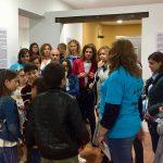 Visitas en el Día de los Museos