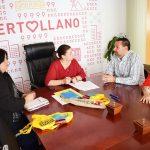 Convenio con Secretariado Gitano