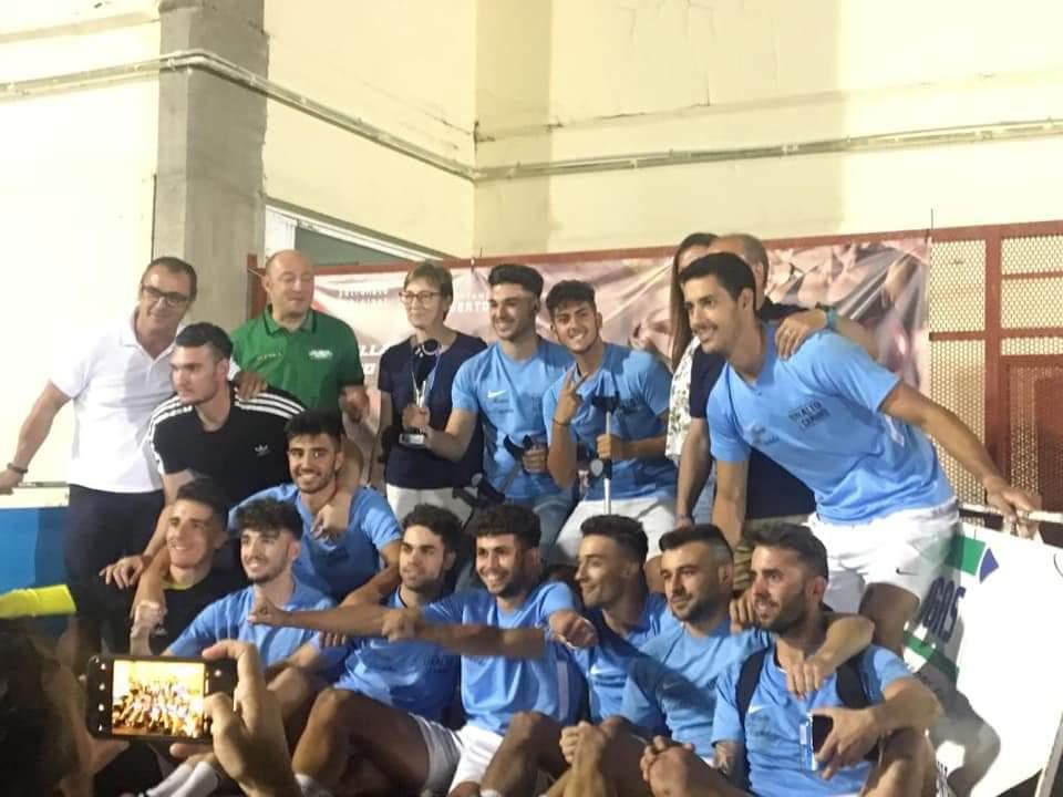 Campeones del XXII torneo fútbol 7