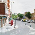 Corte de luz en calle Cervantes