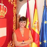 Isabel Rodríguez - Alcaldesa