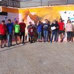 Camina, observa y utiliza la tecnología en la ciudad Troncha Cerros en la Semana de la Movilidad