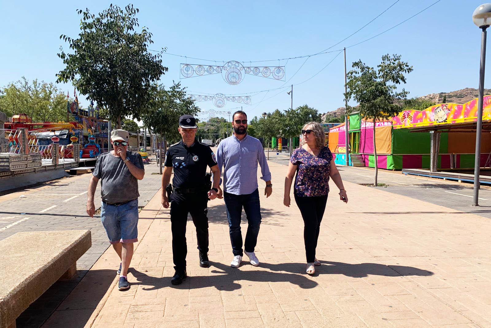 Visita al Ferial