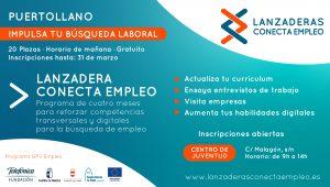 Lanzaderas de empleo Puertollano