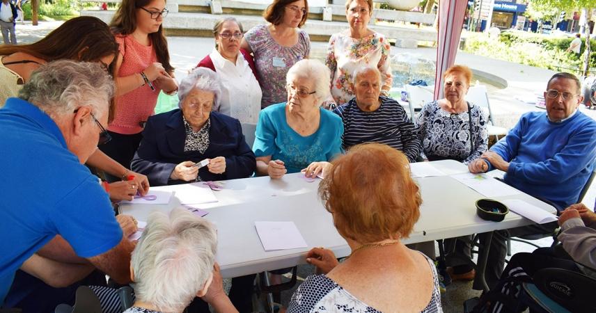 Avanzar juntos con esperanza en el día mundial del alzheimer