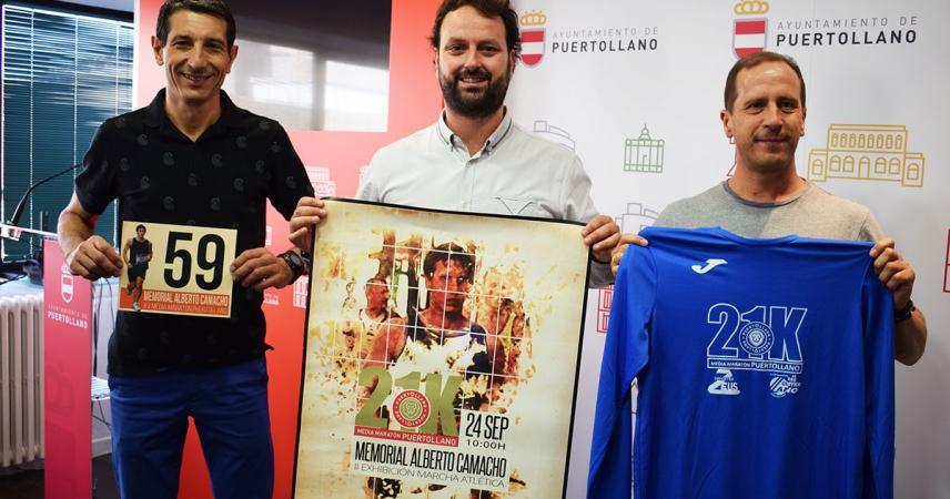 """654 atletas correrán la XV Media Maratón """"Memorial Alberto Camacho"""""""