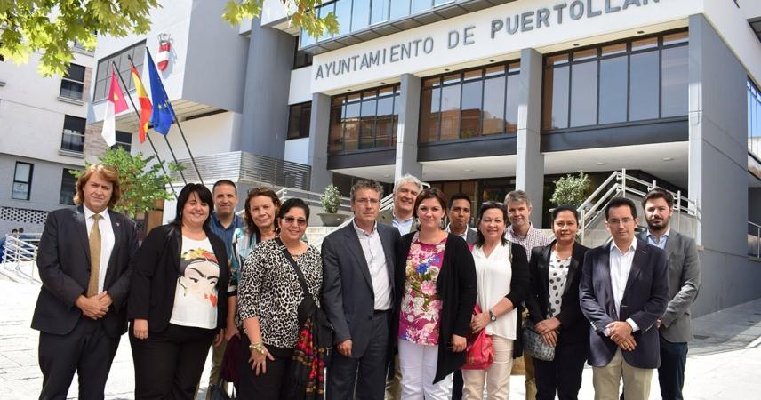 Puertollano como ejemplo para Panamá en integración sociolaboral de discapacitados