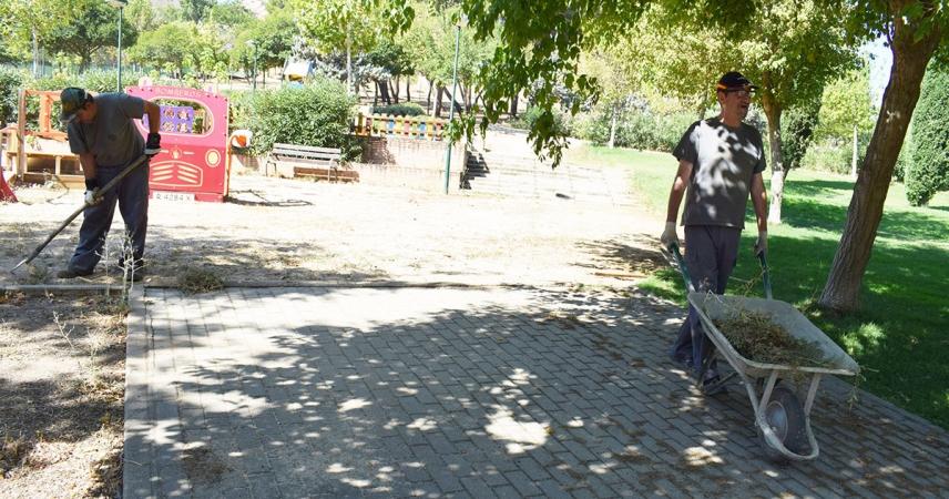 Puertollano contará con tres nuevos parques infantiles y otros doce serán renovados